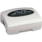 TL-PS110U-TP-Link TL-PS110U USB Ethernet Print Server