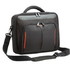 "CNFS415AU-Targus 15.6"" Classic + Clamshell Laptop case with file compartment - CNFS415AU"