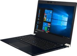 "PT282A-01N00L-Toshiba Portege X30 Ultrabook 13.3"" FHD Intel i5-8250U 8GB DDR4 256GB SSD Windows 10 Pro 3Yrs Wty 1kg 15.9mm Backlit KB HDMI 2xUSB-C"