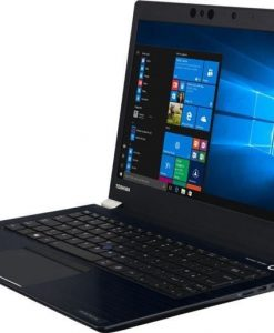 "PT282A-01P00L-Toshiba Portege X30 Ultrabook 13.3"" FHD Touch Intel i5-8250U 8GB DDR4 256GB SSD Windows 10 Pro 3Yrs Wty 1kg 15.9mm Backlit KB HDMI 2xUSB-C"