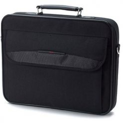 """PX1181E-2NCA-Toshiba 13.3"""" Business Topload Notebook Laptop Bag Carry Case Black Colour Smooth Carry Handles Shoulder Strap Light Weight Durable LS"""