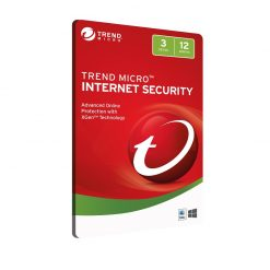 3742718-Trend Micro Internet Security 3D 12MTH Retail Digital Download Card