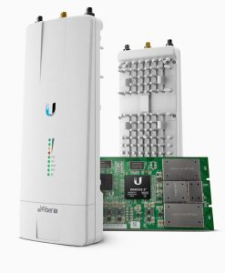 AF-5X-Ubiquiti AirFiber 5X 500Mbps+ 5GHz Carrier Backhaul Radio - 200+ KM