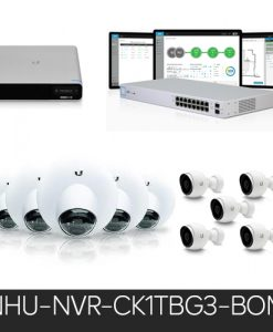 NVR-CK1TBG3-BOM-Ubiquiti Unifi Video Bundle – UCK-G2-PLUS 1TB