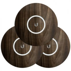nHD-cover-Wood-3-Ubiquiti UniFi NanoHD Hard Cover Skin Casing - Wood Design - 3-Pack