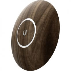 nHD-cover-Wood-Ubiquiti UniFi NanoHD Hard Cover Skin Casing - Wood Design