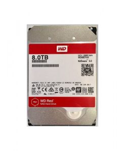 """WD80EFAX-WD Red 8TB NAS 3.5"""" 5400RPM SATA3 6Gb/s 256MB Cache WD80EFAX"""