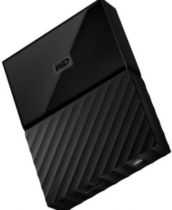 "WDBS4B0020BBK-WESN-WD My Passport Portable 2TB Black 2.5"" Portable USB3.0. Built-in 256-bit AES Hardware Encryption (WDBS4B0020BBK-WESN)"