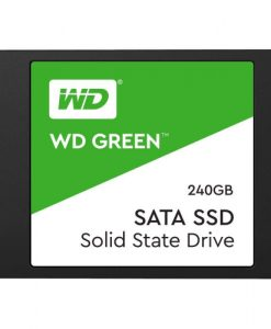 "WDS240G2G0A-Western Digital Green 240GB 2.5"" 3D NAND SSD 7MM"