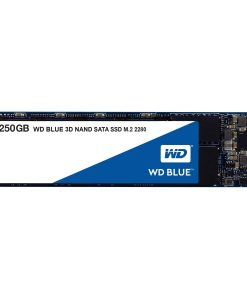 WDS250G2B0B-Western Digital Blue 250GB M.2 3D NAND 2280 SSD 560/530 R/W. 3 Years Warranty