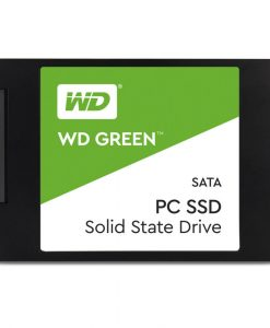 "WDS480G2G0A-Western Digital Green 480GB 2.5"" 3D NAND SSD 7MM"