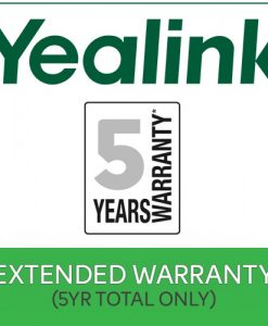 EXTWAR-YEA-5YR-5 Years Extended Return To Base (RTB)  Yealink Warranty $50 value