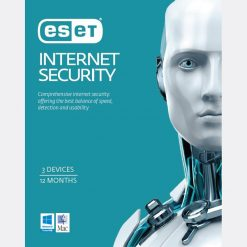 ESISOEM-3D1Y-50P-ESET Internet Security 3 Devices 1 Year OEM Download 50-Pack LIMITED TIME ONLY
