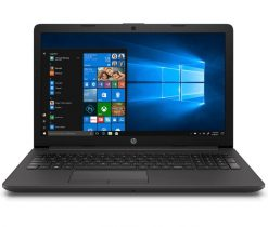 "6VV94PA-HP 250 G7 15.6"" HD Celeron N4000 4GB 500GB HDD W10H64 DVD Webcam HDMI VGA WL BT 1.79kg 1YR WTY Notebook (6VV94PA)"
