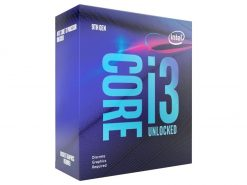 BX80684I39350KF-Intel Core i3-9350KF 4Ghz No Fan Unlocked  s1151 Coffee Lake 8th Generation Boxed 3 Years Warranty -  Dedicated Graphics is required