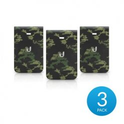 IW-HD-CF-3-Ubiquiti UniFi InWall HD Hard Cover Skin Casing - Camo Design - 3-Pack