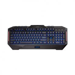 Cerberus Keyboard MKII US-ASUS Cerberus Keyboard MKII Multi-color backlit gaming keyboard splash-proof
