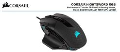 CH-9306011-AP-Corsair Nightsword RGB Smart Tunable Gaming Mouse