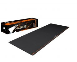 AMP900-Gigabyte AORUS AMP900 Extended Gaming Mouse Pad Micro Pattern Desk-sized Spill resistant High-density Rubber Base 900*360*3 mm