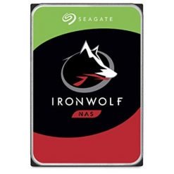 "ST1000VN002-Seagate 1TB 3.5"" IronWolf NAS 5900RPM SATA3 6Gb/s 64MB HDD. 3 Years Warranty"