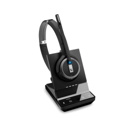 507013-Sennheiser SDW 5064 DECT Wireless Office headset with base station