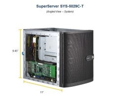 5029C-T-Supermicro Mini Tower SuperServer
