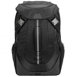 "TSB953GL-Targus 17.3"" Voyager II Backpack with Additional Anti-theft Hood Cover - Black (LS)"