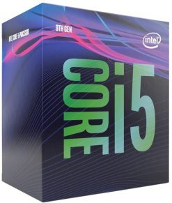 BX80684I59400F-Intel Core i5-9400F 2.9Ghz s1151 Coffee Lake 9th Generation Boxed 3 Years Warranty - Dedicated Graphics is required