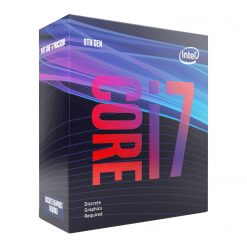 BX80684I79700F-Intel Core i7-9700F 3.0Ghz with Fan s1151 Coffee Lake 9th Generation Boxed 3 Years Warranty - Required Dedicated Graphics Card