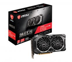 Radeon RX 5700 MECH OC-MSI AMD Radeon RX 5700 MECH OC 8GB GDDR6 PCIe 4.0 Graphic Card 7680x4320 4xDisplays 3xDP HDMI 1750/1515 MHz Torx fan 3.0 Crossfire 2-way