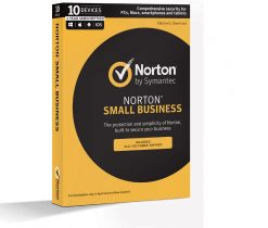 21362829-Norton Small Business 10 Device 12 month PC/Android/Mac/iOS