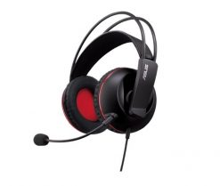 CERBERUS/BLK/ALW/BLACK BOX-ASUS Cerberus Cyber Café (Black Box) Gaming Headset