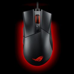 P502 ROG GLADIUS II-ASUS ROG Gladius II P502  Gaming Mouse FPS easy-swap switch socket Aura Sync RGB lighting and DPI target thumb button