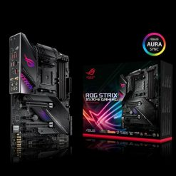 ROG STRIX X570-E GAMING-ASUS ROG Strix X570-E GAMING AMD X570 ATX Gaming Motherboard with PCIe 4.0