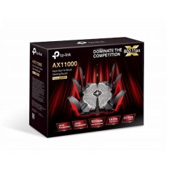 Archer AX11000-TP-Link Archer AX11000 Next-Gen Tri-Band Gaming Router
