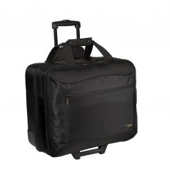 "TCG717GL-Targus 15-17.3"" CityGear III Horizontal Roller Laptop Case for Travel - Black"