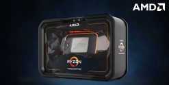 YD297XAZAFWOF-AMD Ryzen Threadripper 2970WX CPU 24 Core/48 Threads Unlocked Max Speed 4.2GHz 64MB Cache Boxed 3 Years Warranty - No Fan for X399 MB
