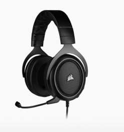 CA-9011215-AP-Corsair HS50 PRO Carbon STEREO Gaming Headset
