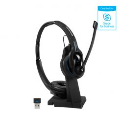 506046-Sennheiser MB Pro 2  Bluetooth 4.0 headsetwith USB stand