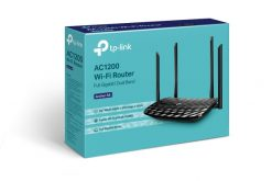 Archer A6-TP-Link Archer A6 AC1200 Wireless MU-MIMO Gigabit Router (OneMesh)