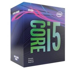 BX80684I59500F-Intel Core i5-9500F 3.0Ghz s1151 Coffee Lake 9th Generation Boxed 3 Years Warranty - Dedicated Graphic Required N710