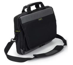 "TSS868GL-Targus 16""-17"" CityGear Slim Topload Notebook Case - Black"