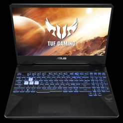 "FX505DT-AL043T-Asus TUF 15.6"" FHD AMD R7-3750H 4GB 512GB SSD W10H64 GTX1650 HDMI WIFI BT 3CELL 2.2kg 2YR WTY Gaming Notebook"