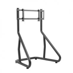 LRS01-SR01-Brateck Single Monitor Stand-Perfect Viewing for Gaming