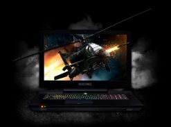 "SRF-G70-17V2-Resistance VR Fury Gaming Notebook V2. 17.3"" Full HD G-sync"