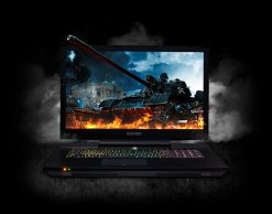 "SRVF1080G17D-Resistance VR Fury Gaming Notebook. 17.3"" FHD IPS G-sync"
