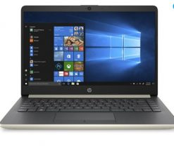 "7HZ58PA-HP 14S-DK0083AU 14"" HD AMD A6-9225 8GB 256GB SSD W10H64 Webcam WIFI BT 1.72kg 3CELL 1YR WTY Notebook (7HZ58PA)"
