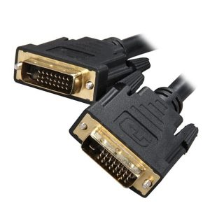 8ware-DVI-DD2-8Ware DVI-D Dual-Link Cable 2m - 28 AWG Dual-link DVI-D Male 25-pin