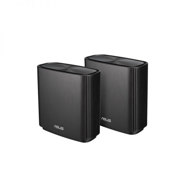 ASUS-CT8 (B-2-PK)-ASUS ZENWIFI CT8 AC3000 Tri-band Whole-Home Mesh WiFi Routers (2 Pack)