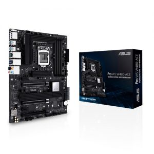 ASUS-PRO WS W480-ACE-ASUS PRO WS W480-ACE ATX Workstation MB